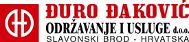 Đuro Đaković Održavanje i usluge