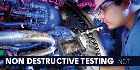 Non Destructive Testing (NDT)